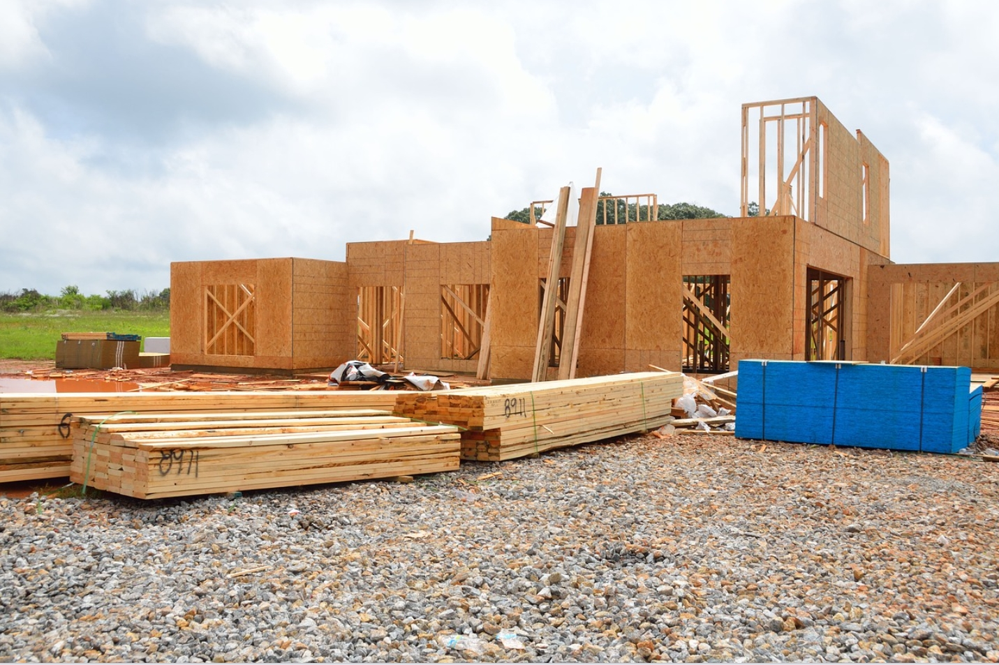 new home construction build
